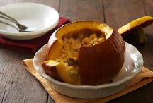 Fall Flavors / Our favorite foods and recipes to make and eat in the fall / by Pyrex