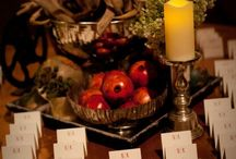 Escort Card Tables / by California Wedding Day