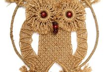 Macrame Projects / by Karen Knouse
