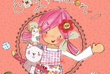 Emily Button Books / Emily Button is a real live rag doll who, with her friends Bobble & Mousey the Mouse, has many adventures solving problems along the way.....www.emilybutton.co.uk.  Read her stories and share the adventures.  / by Emily Button