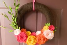 Wreaths / by Jessica Brown