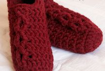 clothing items - crochet / by Erica Liebenberg