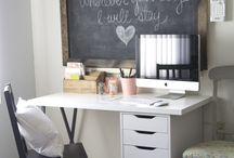Home Office / by Maria Paul