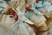 Pretty Packages / by Christine S