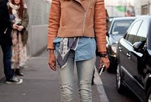 Style Inspiration / eclectic chic / by Stella Mark