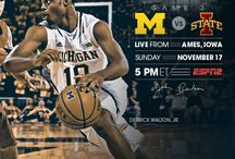 Game Day. / by Michigan Athletics