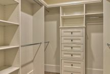 Home:  Closets / by Cheryl Stone