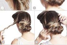 hair / by Cathy Lee