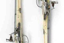 Guns & Bows / by Rob Pearson