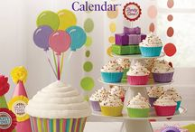 2015 Sweet Ideas Calendar / Introducing the all-new first-edition Wilton 2015 Sweet Ideas Calendar! Get monthly baking and decorating ideas with easy-to-follow instructions and 10 FREE recipe cards!  / by Wilton Cake Decorating