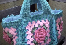 Nice Things for Grown Up Girls / Lots of Crochet - Of Course! / by Hester Robson
