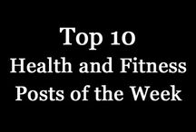 Health and Fitness Posts of the Week / by Darren L