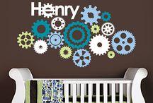 BabyHurleyNursery<3 / by Aly Kohler