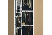 Jewelry Storage / by Rhonda Camp