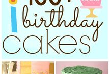 Cupcakes and Cakes / by Jessica @ Two Shades of Pink