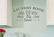 Laundry Room / Laundry room reno ideas / by Dawn Paul