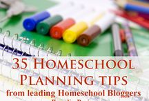 Homeschool Tips & Ideas / Homeschool organization, education, learning, teaching, tips, helps, ideas to make homeschooling easier / by Robin Sampson