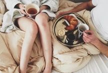 PROJECT // breakfast in bed / by Caitlin Brown Interiors