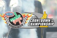 2014 Mello Yello Drag Racing Season / Check out all the news, photos and video from the 2014 Mello Yello Drag Racing Series.   / by NHRA