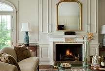 Fireplace / by Katharine Turner