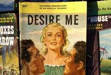 Retro Style / Vintage romance novels, romance magazines, retro objet d'love. http://www.crimsonromance.com/ / by Crimson Romance