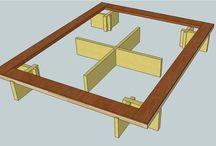 Woodworking skillz / by Amanda Schoppe