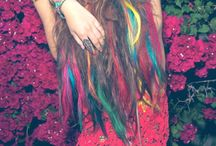 Long Hair / Long hair styles and colors!!! / by Stephanie Unrue