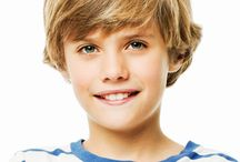 Boy Hairstyles / Looking for hairstyles for my 7 year old son / by Renee @ MDBR