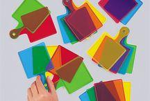 Book Bundles -- Colors / by Katie Salo