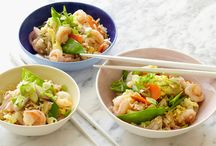 East Cuisine / Asian dishes / by Denise Schuster-Spencer