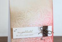 Cards / Homemade Cards / by Christina Salisbury