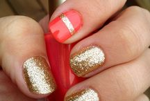 Beauty & Nails / by Ashley Ford