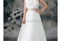 A-line Wedding Dresses / Wedding Dresses / by eweddingdress