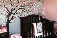Nursery ideas / by Amanda Crawford