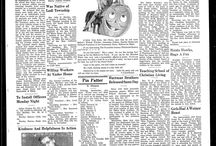 Holidays / by Michigan Digital Newspapers at Clarke Historical Library