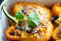 Recipes - Main Dish / by Gralyne Watkins