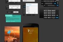 Interface Design / by Mandi Cool
