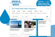 World Water Week / Pins related to World Water Week, September 1-6, 2013 / by World Resources Institute (WRI)