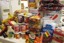 Budget : Food / by A.J. Sarine