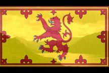 Kingdom of Alba / Gaelic: Rìoghachd na h-Alba   / by Patti Pat