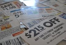 Coupons / by Robine Renner
