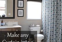 Guest Bath / by Neecie Tucker