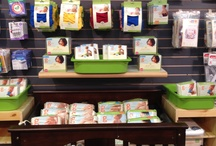 gDiapers in store... / have you seen a gDiapers display in your local store? Send us a pic and we'll pin it here. / by gDiapers