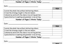 writing workshop / by Mari Garing
