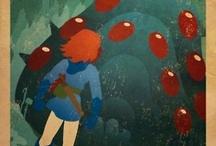 Studio Ghibli / by Charolette Doe