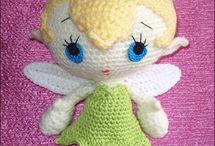 crochet - Amigurumi / by Annegrete Enwright
