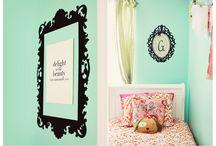 Lila & Shiloh's room / by Martha Petrie