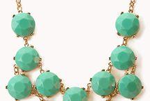 necklaces / by Teresa Galaviz