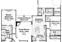 House Plans / by Christy Thomas