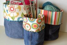 Just Plain Crafty / All those little craft ideas that needed a pin place to live! / by Mary Burke